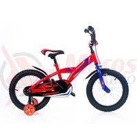 Bicicleta Magellan Prime 16' red/blue