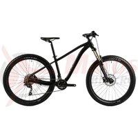 Bicicleta Mtb Devron Zerga Uni 1.7 neagra 27.5 Inch 2019