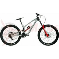 Bicicleta Nukeproof Dissent 27.5 RS concrete grey 2020