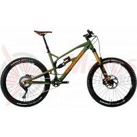 Bicicleta Nukeproof Mega 27.5 factory green orange 2019