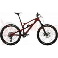 Bicicleta Nukeproof Mega 27.5 Pro burgundy black 2019