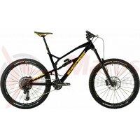 Bicicleta Nukeproof Mega 27.5 Pro Carbon black yellow 2019