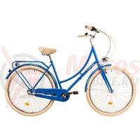 Bicicleta oras DHS Citadinne 2836 albastra
