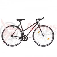 Bicicleta Pegas Clasic 2S Bullhorn F neagra