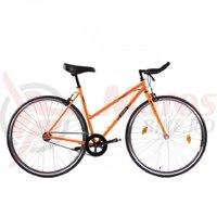 Bicicleta Pegas Clasic 2S Bullhorn F portocalie