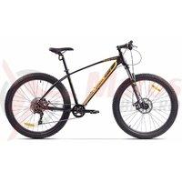 Bicicleta Pegas Drumuri Grele 27.5 negru/rosu