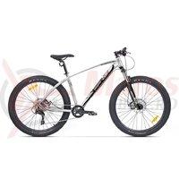 Bicicleta Pegas Drumuri Grele Pro 27.5+ alba