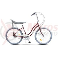 Bicicleta Pegas Strada 2 3S visiniu cochet