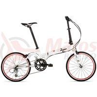 Bicicleta pliabila Oyama Crosstown (Urban Sport) 20'' 18G alb