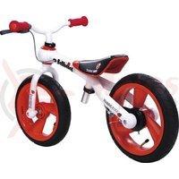Bicicleta pt. copii fara angrenaj JD First Bike Spartan  rosu