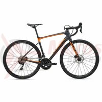 Bicicleta Sosea GIANT Defy Advanced 2 28'' Gunmetal Black 2020