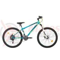 Bicicleta Sprint Active DD 26 Turcoaz Mat 2020
