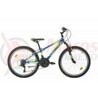 Bicicleta Sprint Casper 24 Albastru Metalizat 2020