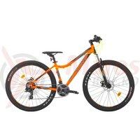 Bicicleta Sprint Hunter MDB 27.5 portocaliu mat 2020