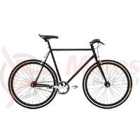 Bicicleta SXT SSP/Fixie negru/negru