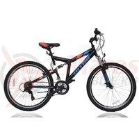 Bicicleta Ultra Apex 26' neagra