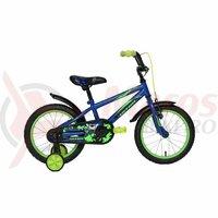 Bicicleta ULTRA Kidy 16 torpedo albastra