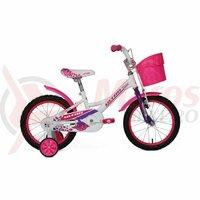 Bicicleta Ultra Larisa 16' alba