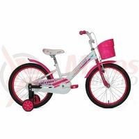 Bicicleta ULTRA Larisa 20 V-Brake Alb