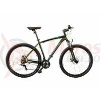 Bicicleta ULTRA Nitro RF 29'' negru/verde 2020