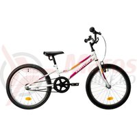 Bicicleta Venture 2011 alb/roz 2019