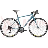 Biciclete Cube Axial WS Greyblue/Lime 2021