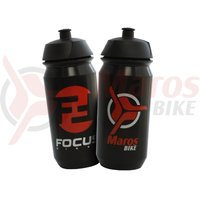 Bidon Focus/Maros Bike negru 0,5 l