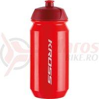 Bidon Kross Pure 500ml Red