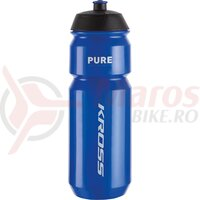 Bidon Kross Pure 750 ml blue
