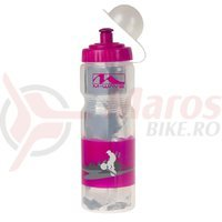 Bidon termos PBO400-ISO roz M-Wave