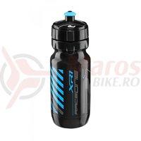Bidonas Raceone XR1 600ml negru logo gri/albastru