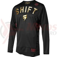 Bluza 3lack Muerte Jersey Limited Edition [black/red]
