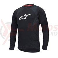 Bluza Alpinestars Drop 2 long Sleeve Jersey black/white