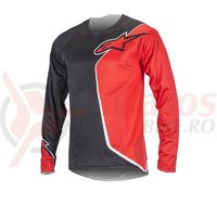 Bluza Alpinestars Sierra Long Sleeve Jersey black/red