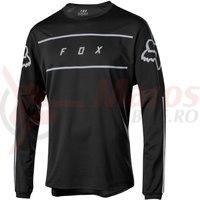 Bluza Fox Flexair LS Fine Line Jersey black