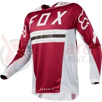 Bluza Fox Flexair Preest jersey drk red limited edition