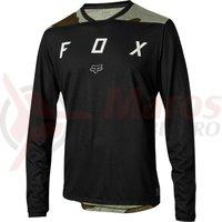 Bluza Fox Indicator LS Mash Camo jersey black