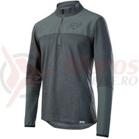 Bluza Fox Indicator Thermo jersey drk grn