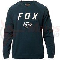 Bluza Fox Legacy Crew Fleece navy/white