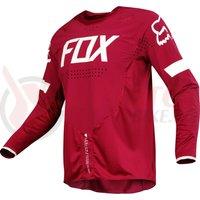 Bluza Fox Legion jersey drk red