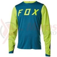 Bluza Fox MTB-Jersey Attack Pro jersey teal