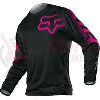 Bluza Fox WMN Blackout jersey blk/pnk
