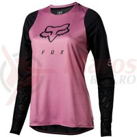 Bluza Fox Womens Defend LS jersey pur hz