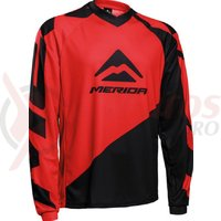 Bluza Merida F196 Freeride red/black