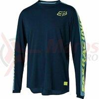 Bluza Ranger DR LS Fox jersey [nvy]