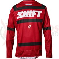 Bluza Shift 3Lack Strike jersey dark red