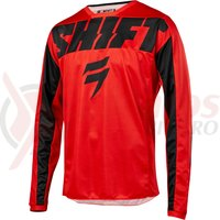 Bluza Shift Whit3 York jersey red