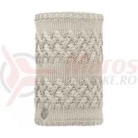 Buff Neckwarmer AD Knitted&Polar Savva Cream / Grey Vigore