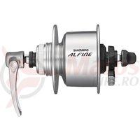 Butuc cu dinam Shimano Alfine DH-S501 36h 6V-3W QR