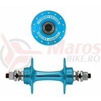 Butuc spate Sturmey Archer HBT30 fixed/freewheel, 36H, albastru